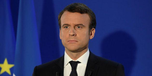 L'élection d'Emmanuel Macron doit être le début de quelque chose, si nous ne voulons pas qu'elle soit...