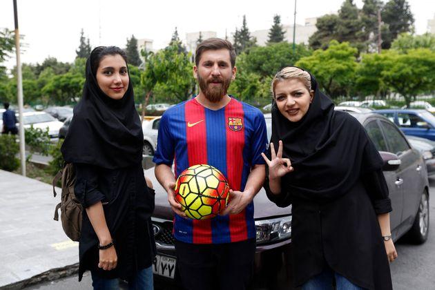 Le sosie parfait de Lionel Messi en