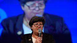 Qui est Catherine Barbaroux, la présidente par intérim d'En