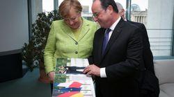 La dernière visite présidentielle de François Hollande à Berlin en