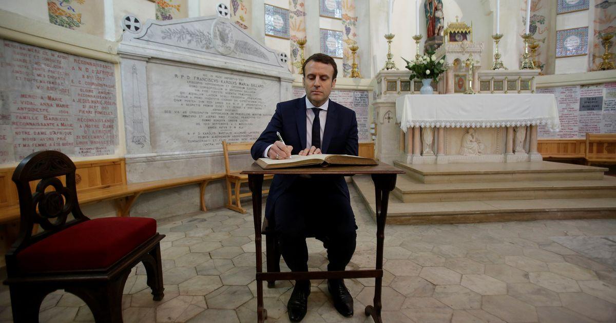 Macron Dans Les Coulisses D Une Victoire Ah La La Ces Nevroses Francaises Ca En Dit Long Sur Notre Societe Le Huffpost
