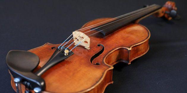Le mythe des violons Stradivarius s'écroule, détrônés par les instruments