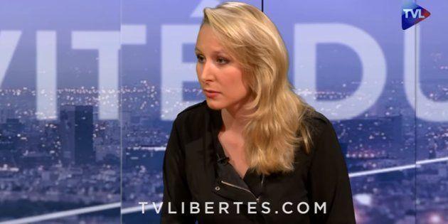 Marion Maréchal-Le Pen pense qu'elle refera de la politique et demande qu'on lui envoie des offres