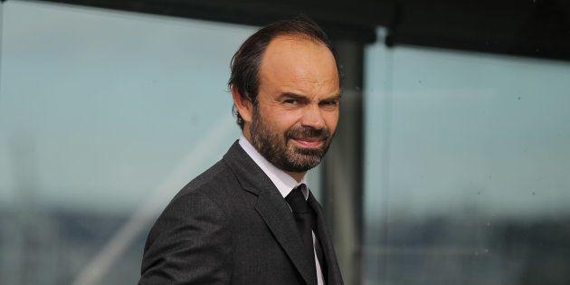 Edouard Philippe, le premier ministre d'Emmanuel