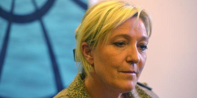 Marine Le Pen à Prague en mai