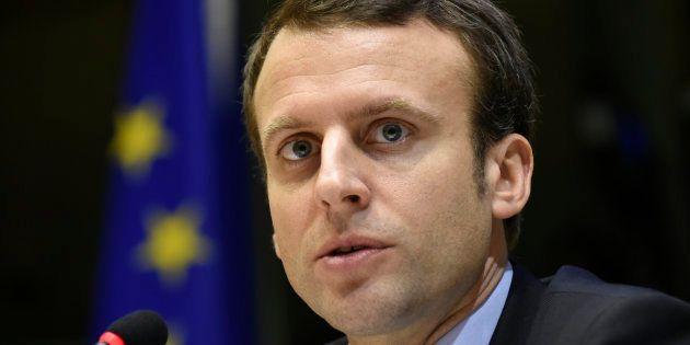 La révolution Macron, c'est passer