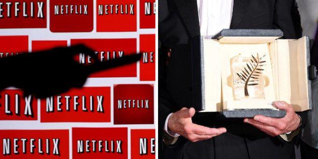 Netflix refuse de sortir en salles ses deux films en compétition à