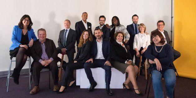 Emmanuel Macron a dévoilé début mars le nom de 14 candidats issus de la société