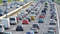 Pour réduire les bouchons, il suffirait de 5% de voitures autonomes sur les