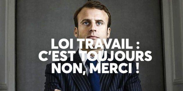 Lettre ouverte à Emmanuel Macron, Ordonnances, non