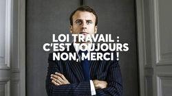BLOG - À Macron qui veut passer la loi travail II par ordonnances, c'est toujours non