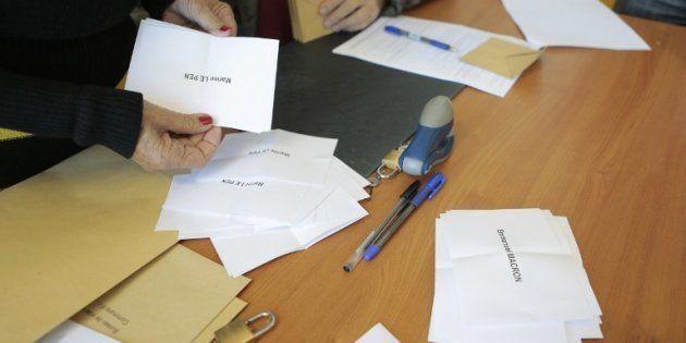Les 14 communes où les votes du second tour de l'élection présidentielle ont été