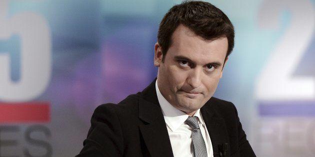 Florian Philippot menace de quitter le FN si le parti abandonne la sortie de