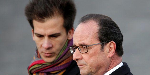 Gaspard Gantzer, le conseiller presse de Hollande, investi candidat En