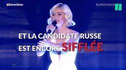 Comment le conflit Ukraine-Russie s'immisce dans l'Eurovision depuis