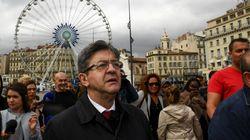 Mélenchon à Marseille: