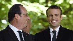 La demande subliminale de Hollande à Macron pour sa