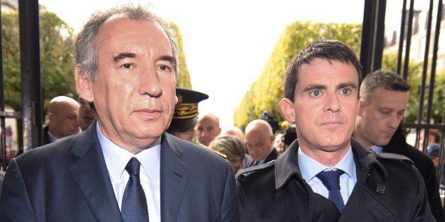 Bayrou a joué un rôle dans la volonté