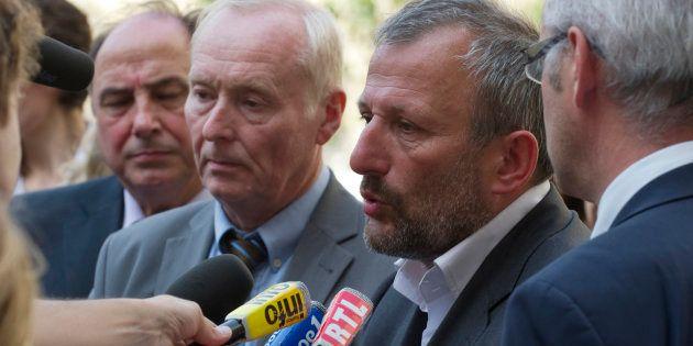 François Puponi fait partie des candidats à avoir refusé l'investiture d'En