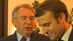 Quand Bayrou et Macron niaient avoir passé un accord