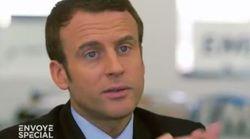 La comparaison peu flatteuse de Macron sur les