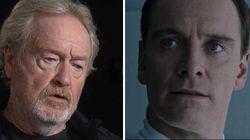 ATTENTION SPOILER - Ridley Scott révèle le sens caché de la première scène d'