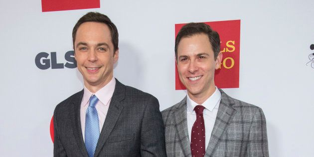 Jim Parsons, l'interprète de Sheldon Cooper