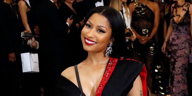 Nicki Minaj lance une plateforme pour payer les frais de scolarité de fans