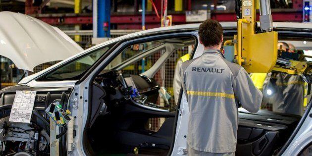 Attaque informatique: l'usine Renault de Douai à l'arrêt ce