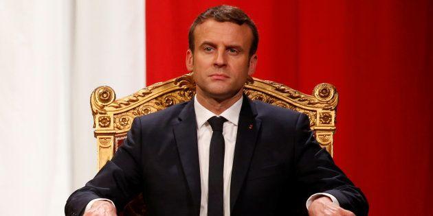 Pour Emmanuel Macron, les élections législatives sont déjà une question de