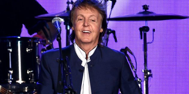 Paul McCartney est au casting