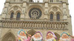 Des #Naindigné manifestent à Paris et d'autres villes de