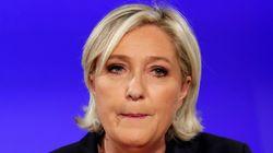 Marine Le Pen redevient la présidente du