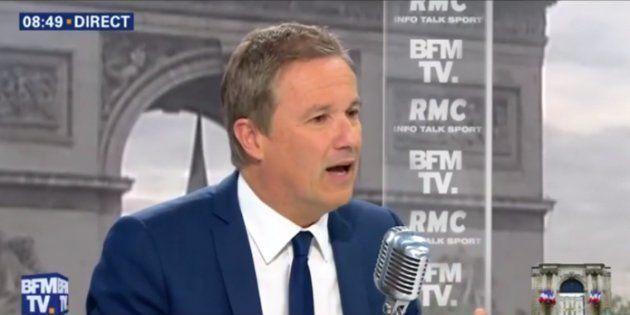 Législatives 2017: Dupont-Aignan, candidat à sa succession, présentera des