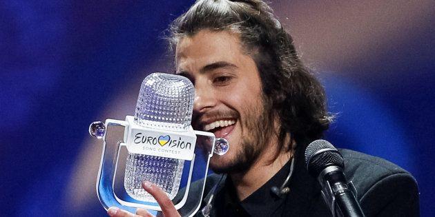 Comme la présidentielle, l'Eurovision 2017 est une