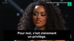 Miss USA fait polémique avec ses propos sur la Sécu et le