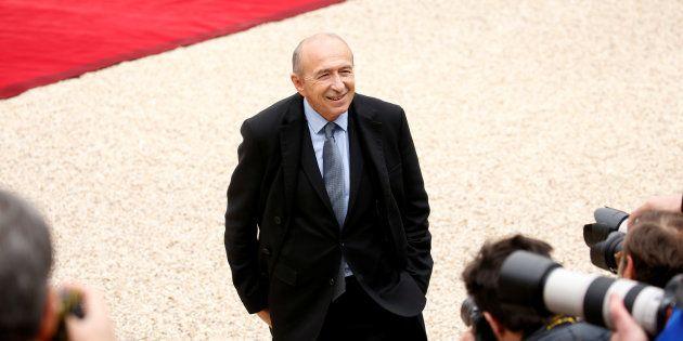 Gérard Collomb, le nouveau ministre de l'Intérieur du gouvernement Édouard