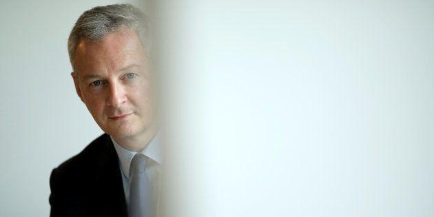 Bruno Le Maire nommé ministre de l'Economie du gouvernement Édouard