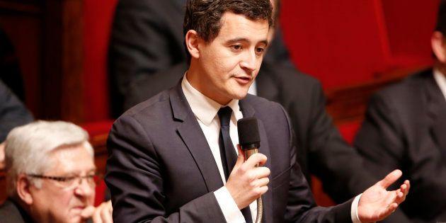 Gérald Darmanin nommé ministre l'Action et des Comptes publics, en charge du budget et de la Fonction