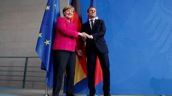 BLOG - C'est à la France de Macron et à l'Allemagne de protéger le monde du travail en