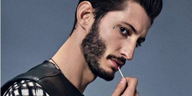 Pierre Niney en bad boy pour