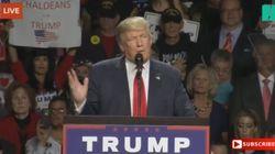 Donald Trump avait prédit ses ennuis des derniers jours... si Hillary Clinton était