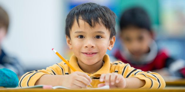 De la grande section de maternelle jusqu'en cinquième, les élèves décortiqueront le système
