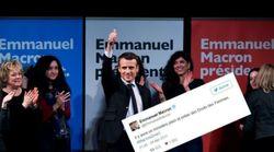 Contrairement à l'engagement de Macron, il n'y a pas de