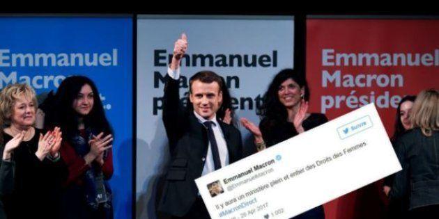 Contrairement à l'engagement de Macron, il n'y a pas