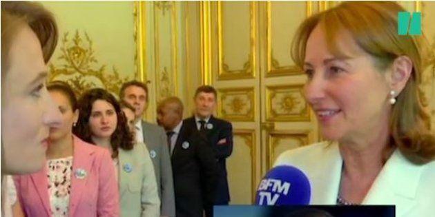 Nicolas Hulot ministre de l'écologie: Ségolène Royal regrette de ne pas avoir été maintenue à son ministère...