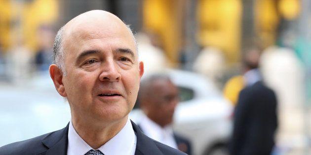 Pierre Moscovici, ancien Ministre de l'Économie et des Finances de François Hollande et actuelcommissaire...