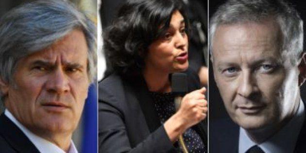 Législatives 2017: Le Maire, Le Foll, El Khomri, ces tenors qui n'auront pas de
