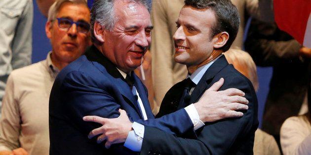 François Bayrou portera le projet de loi de moralisation de la vie publique voulu par Emmanuel