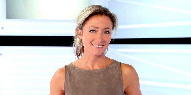 C'est officiel, Anne-Sophie Lapix remplacera Pujadas au 20H de France